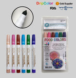 Dripcolor Food Color Pens Classic Set 2