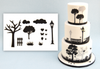 Countryside Silhouette Set - Patchwork Cutters