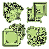Decorative Ornament Soft Stamps