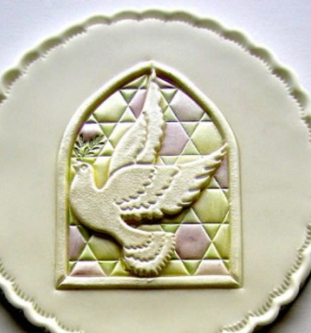 Dove of Peace - Patchwork Cutter