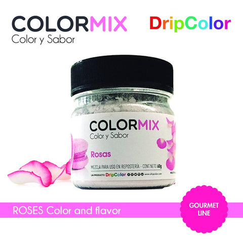 Roses Mix Gourmet Dripcolor