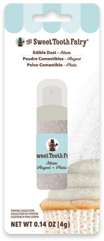 Sweet Tooth Fairy Dust Pump Silver