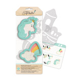 Sweet Sugarbelle Enchanted Cookie Cutter Set