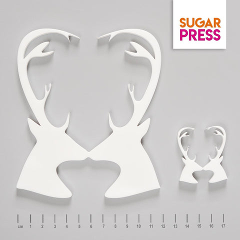 Frame-It - Stags Head