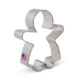 Gingerbread Girl Cookie Cutter 3 3/4""