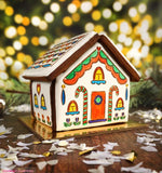 The Cookie Countess Gingerbread House Kit   (HOLIDAY STENCIL)