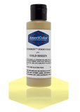 Amerimist Airbrush Color - Gold Sheen 4.5 oz
