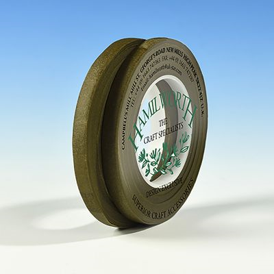 Hamilworth Olive 1/2 width Floral Tape