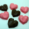 Diamond Heart - 3 piece Mold PREORDER