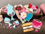 Be My Winter Valentine - Cookie Decorating Class February 2nd - 9am - 1pm