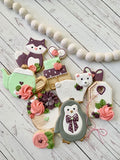 Be My Winter Valentine - Cookie Decorating Class February 1st - 2pm - 6pm