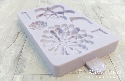 Karen Davies Succulents Mould