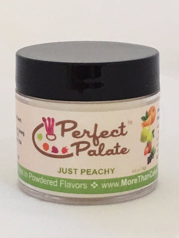 Just Peachy - Perfect Palate