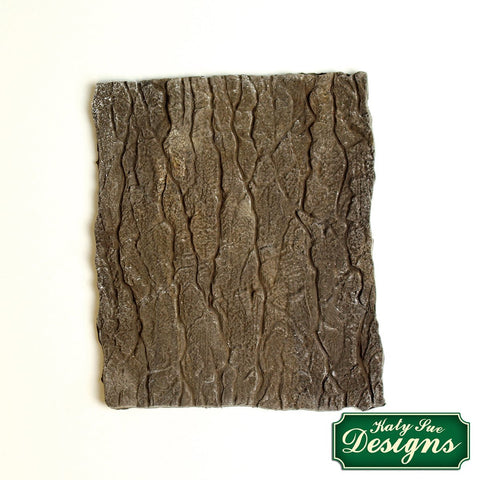 Continuous Tree Bark Silicone Mould