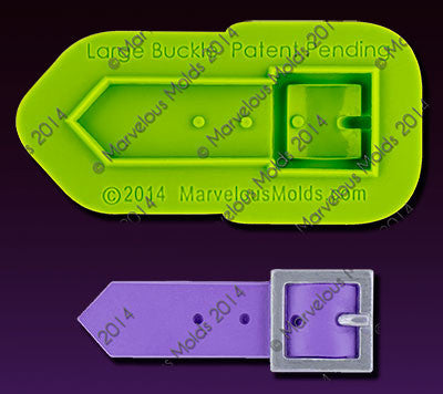 Silicone Large Buckle Mold