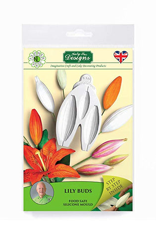 Flower Pro Lily Buds Silicone Mould