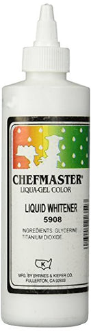 Chef Masters Liquid Whitener - 3.5 oz