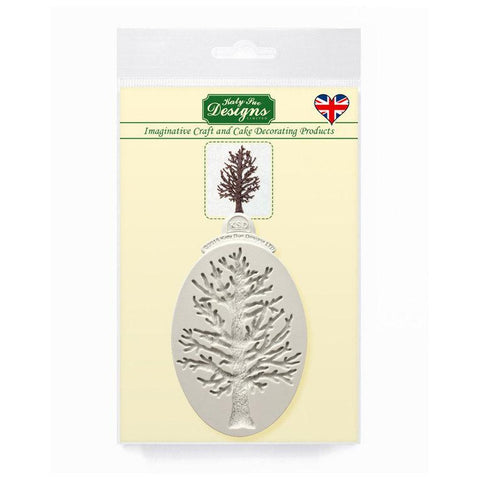 Little Tree Silhouette Silicone Mould