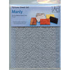 Texture Mat - Manly Set of 6