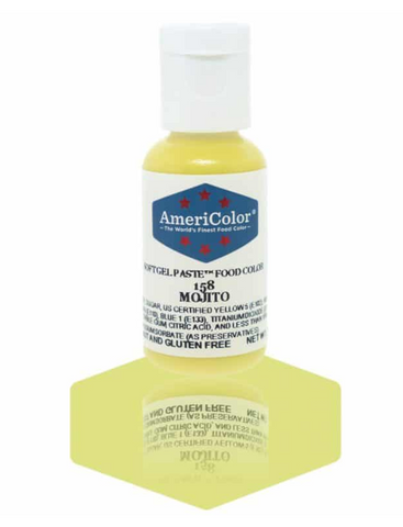 Americolor Soft Gel Paste - Mojito .75 oz