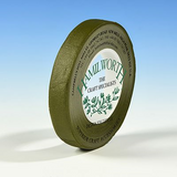 Hamilworth Moss Green Full width Floral Tape