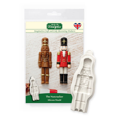 Nutcracker Silicone Mould