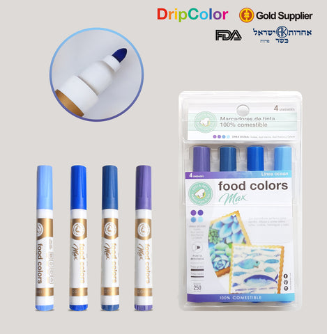 SAVE $5!  Dripcolor Max Set - Ocean