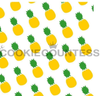 2 Piece Pineapple Stencil