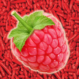 Raspberry Flavoured Jimmies - 1 lb bag
