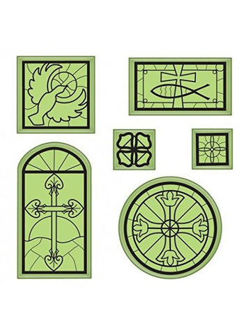 Religious Icons Soft Stamps