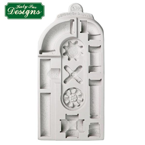 Rusty Pipes Silicone Mould