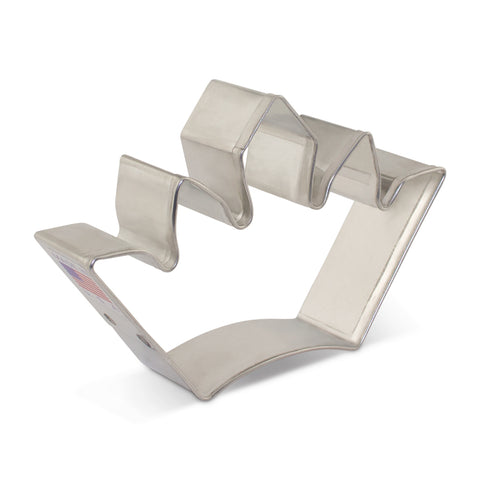 Small Crown Cookie Cutter 3 3/4""