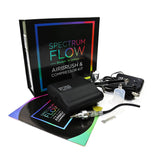 SAVE $40!  SPECTRUM FLOW Airbrush and Compressor Kit