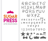 Sugar Press Enchanted Full Set