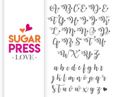 Sugar Press Love Full Set