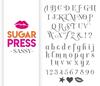 Sugar Press Sassy Full Set