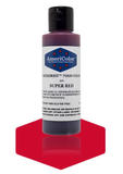 Amerimist Airbrush Color - Super Red 4.5 oz