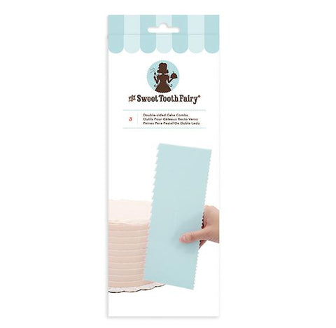 Sweet Tooth Fairy Icing Comb Kit