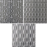 Swerve Pattern Texture Sheet Set