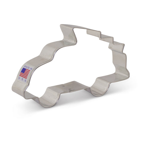 "Truck with Tree Cookie Cutter 2 7/8"" x 5"""