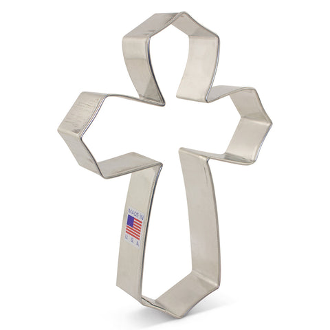 Tunde's Creations Large Cross Cookie Cutter 4""