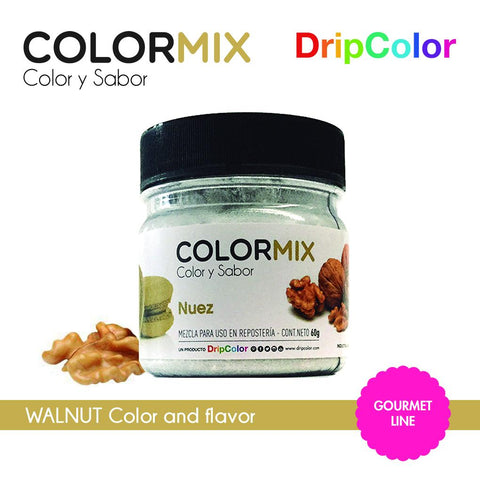 Color Mix Gourmet Walnut