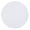 "Package of 6 - 8"" Round Cake Drums (White)"