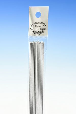 Hamilworth 24 gauge White Wire
