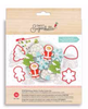 SUGARBELLE WINTER CUTTER SET