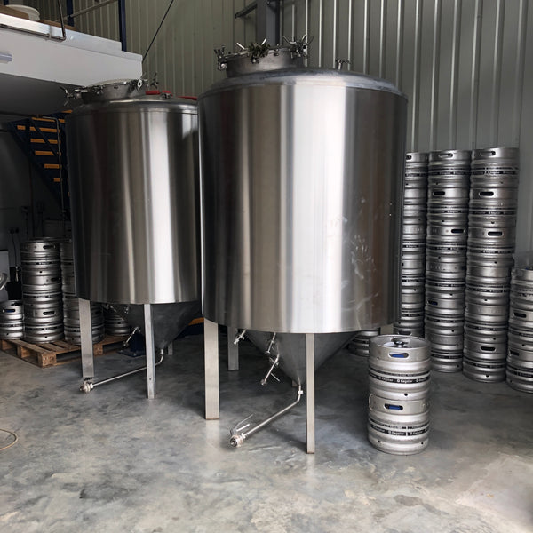 Building a bigger brewery