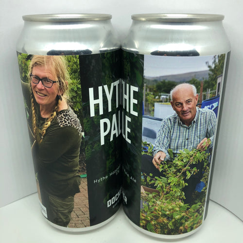 Hythe Pale Ale cans multipack