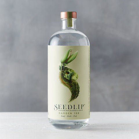 Seedlip | The World's First Distilled Non Alcoholic Spirits | Garden 108