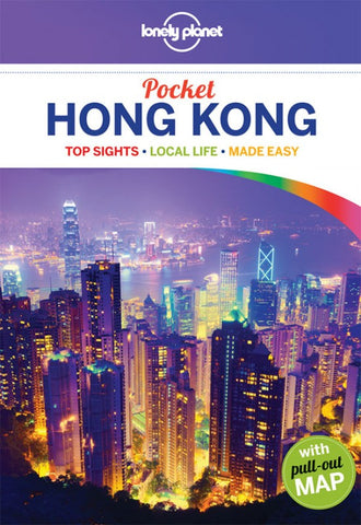 Lonely Planet Pocket Guide | Hong Kong | SALE
