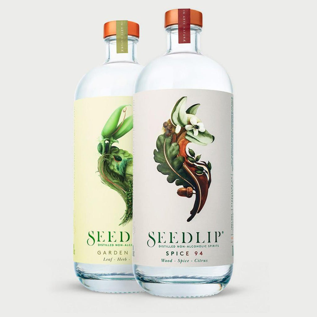 Seedlip | The World's First Distilled Non Alcoholic Spirits | Spice 94